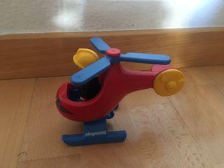 Helicóptero Playmobil
