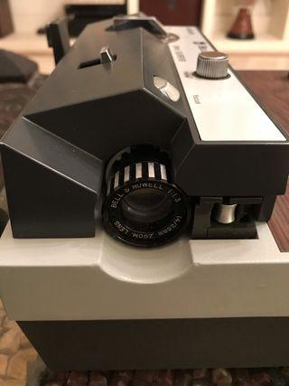 Proyector vintage Bell & Howell 421