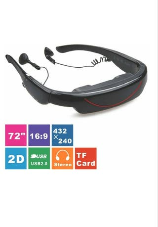 Gafas de realidad virtual Excelvan