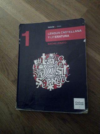 Lengua Castellana y Literatura 1 Bachiller