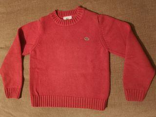 jersey lacoste 10 años