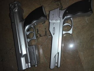 pistolas para Wii