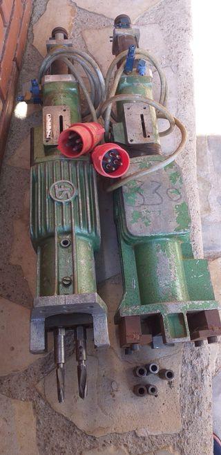 motor portabrocas