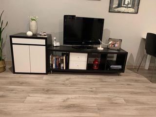 Cojunto muebles salón