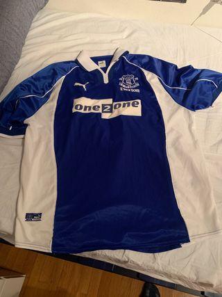 Camiseta clasica Everton ferguson