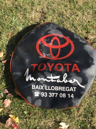 Funda rueda recambio Toyota
