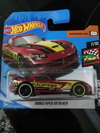Coches miniatura Hot Wheels