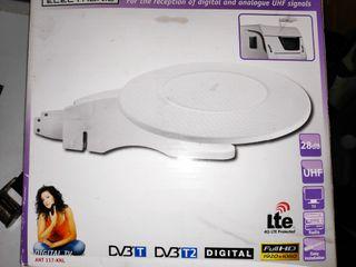 Antena portatil omnidireccional