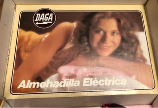 Almohadilla eléctrica 46x34 cm.