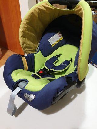 Silla auto grupo 0 Streety para bebé