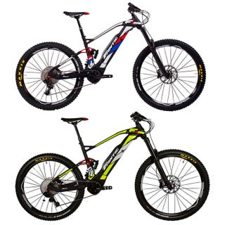 Bicicleta eléctrica e-bike Fantic trail 196€/mes