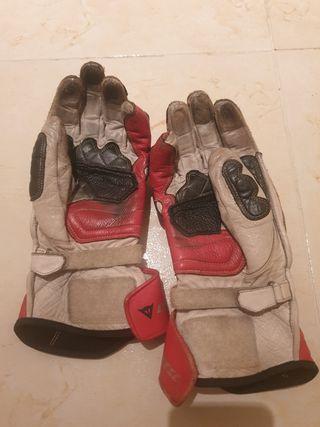 guantes dainese titanium