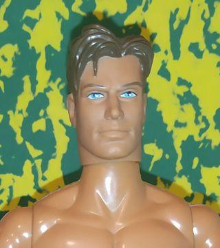 Muñeco tipo Action Man de Mattel de 1998 -1.