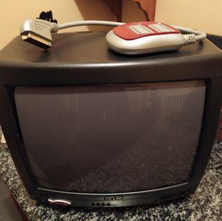 """televisión de 14"""""""