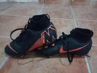 Botas fútbol Nike Mercurial ag