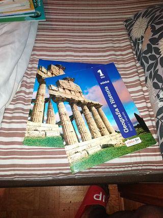 libros de geografía e historia 1° de la eso