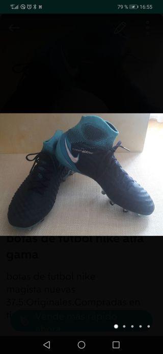 botas de fútbol gama alta