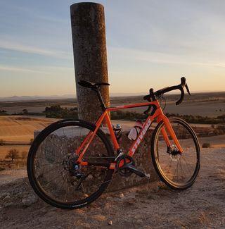 stevens super prestig . cíclocross