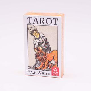 TAROT WAITE A.E POCKET EDICION PREMIUM (ESPAÑOL)