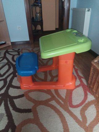 mesa de niños