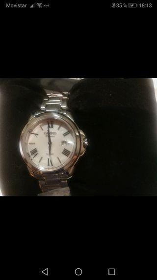 Reloj a estrenar mujer Seiko premier SUT321P1