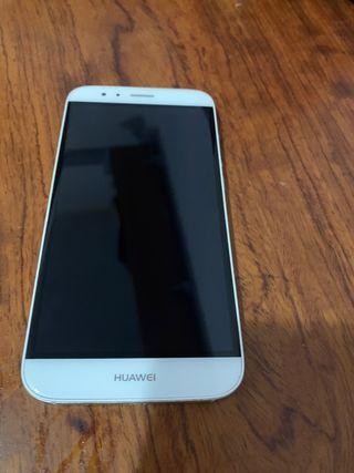 Vendo Huawei G8 plata