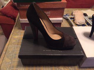 4 pares Zapatos mujer