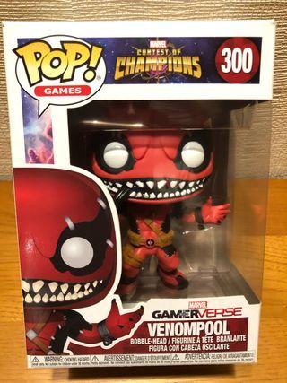 Funko Pop Venompool - Contest of Champions