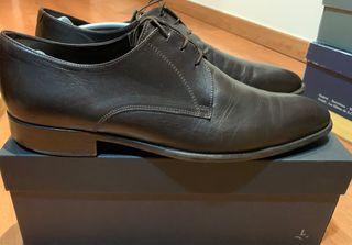 Zapatos cordones Marrón Lotusse