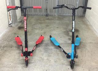 Patinetes de 3 ruedas