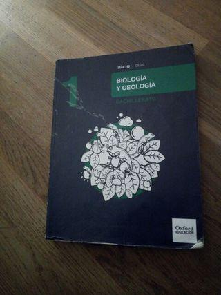 Biológica y Geología 1 Bachiller