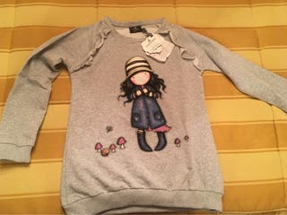 Sudadera niña Santoro London Gorjuss