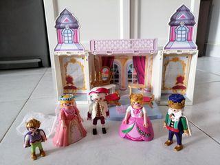 Playmobil Cofre Palacio con princesas