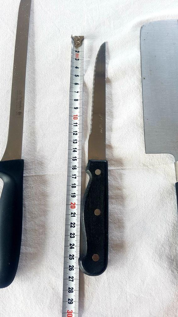 Cuchillos grandes cocina acero