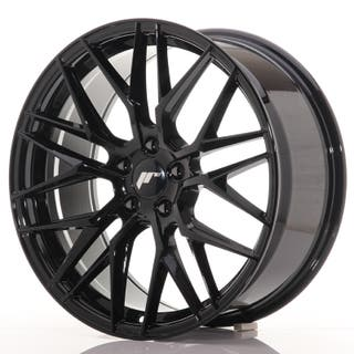 Japan Racing JR28 19x8,5 ET40 5x112 Glossy Black