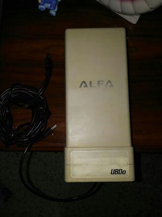 antena Alfa