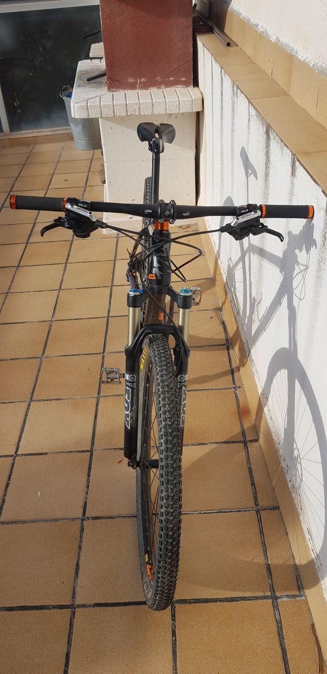 "BICI MTB KTM ULTRA FLITE 29"""