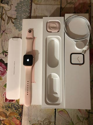 Apple Watch serie 4 40 ,celular con pantalla rota