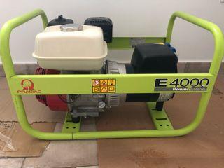 Generador PRAMAC E4000 Motor HONDA