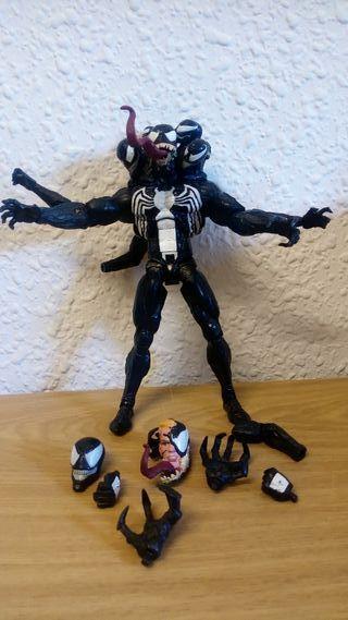 marvel legends select venom figura