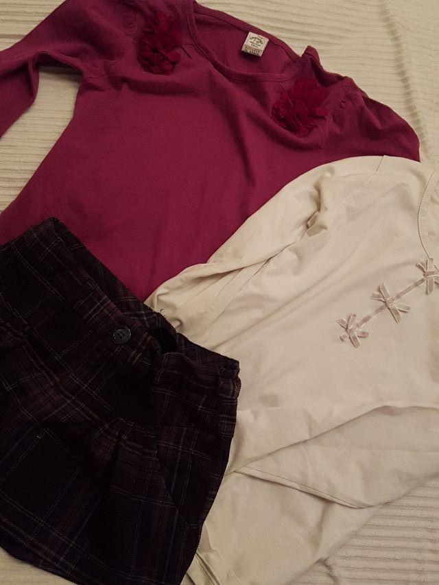 camisetas niña 7/8 años