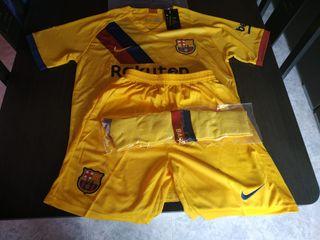 Equipación fútbol FC Barcelona