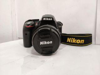 NIKON D3300 OCASION