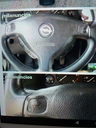 Tapas volante airbag opel
