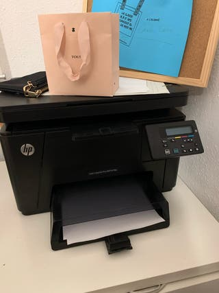 Impresora multifuncional láser hp