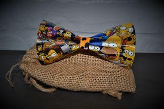 Pajarita Los Simpson (Personalizadas)