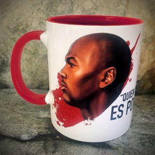 Taza desayuno Michael Jordan