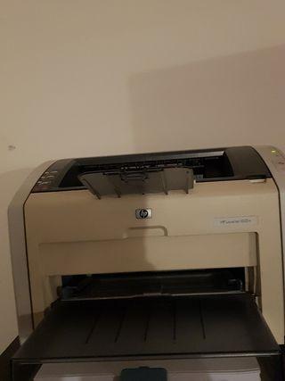 impresora hp laser jet 1022n