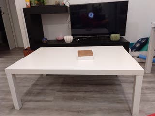Mesa de centro ikea blanca
