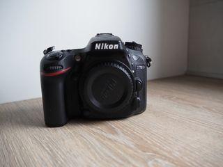 Nikon D7100 +Objetivo+complementos